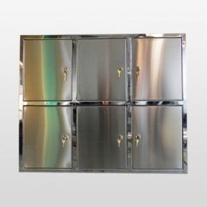 Mild Steel Locker Manufacturer
