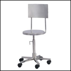 SS Revolving Chair Manufacturer