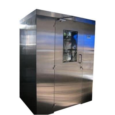 Clean Room Equipment, Air Shower Manufacturer Indai